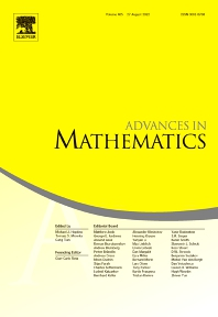 advances in mathematics