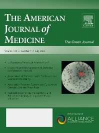 Cover image for The American Journal of Medicine