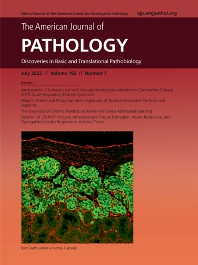 The American Journal of Pathology - ISSN 0002-9440