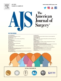The American Journal of Surgery - ISSN 0002-9610