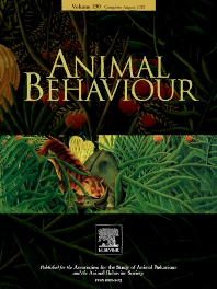 Animal Behaviour - ISSN 0003-3472
