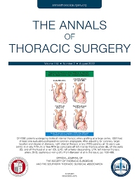 The Annals of Thoracic Surgery - ISSN 0003-4975