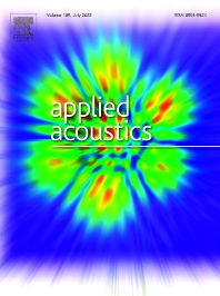 Applied Acoustics - ISSN 0003-682X