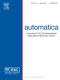Cover image for Automatica