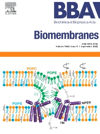 Biochimica et Biophysica Acta: Biomembranes - ISSN 0005-2736