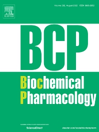 cover of Biochemical Pharmacology