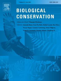 Cover image for Biological Conservation