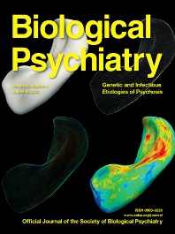 Biological Psychiatry - ISSN 0006-3223