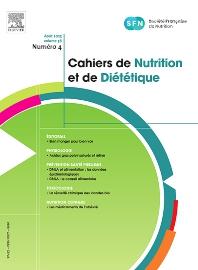Cover image for Cahiers de Nutrition et de Diététique