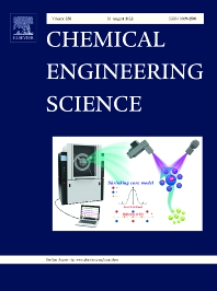 Cover image for Chemical Engineering Science