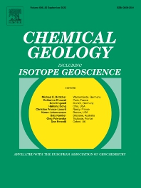 Chemical Geology - ISSN 0009-2541