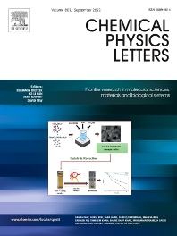 Cover image for Chemical Physics Letters