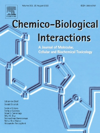 Chemico-Biological Interactions - ISSN 0009-2797