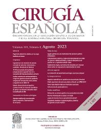 Cover image for Cirugía Española