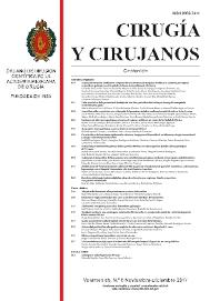 Cover image for Cirugía y Cirujanos