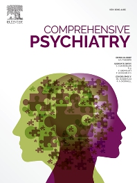 Cover image for Comprehensive Psychiatry