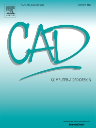 Cover image for Computer-Aided Design
