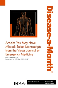 Cover image for Disease-A-Month