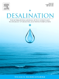 Cover image for Desalination