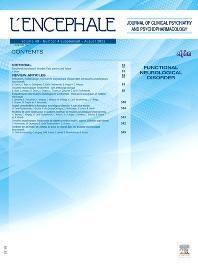 L'Encéphale - ISSN 0013-7006