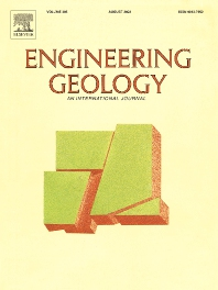 Cover image for Engineering Geology