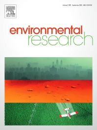 cover of Environmental Research