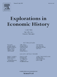 Cover image for Explorations in Economic History