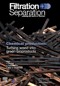 Filtration + Separation - ISSN 0015-1882
