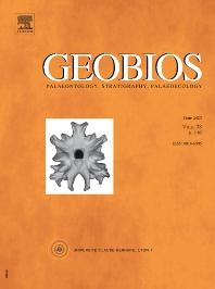 Geobios - ISSN 0016-6995