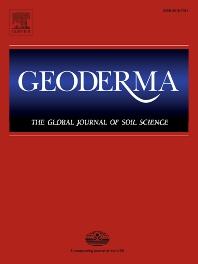 Geoderma - ISSN 0016-7061