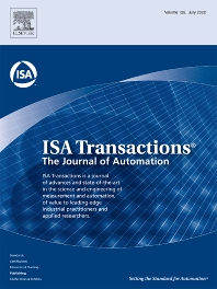 ISA Transactions - ISSN 0019-0578
