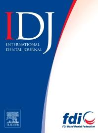 Cover image for International Dental Journal