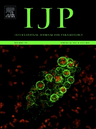 Cover image for International Journal for Parasitology