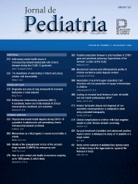 Cover image for Jornal de Pediatria