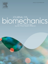 Cover image for Journal of Biomechanics