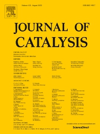 Journal of Catalysis - ISSN 0021-9517