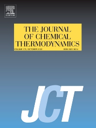 The Journal of Chemical Thermodynamics - ISSN 0021-9614
