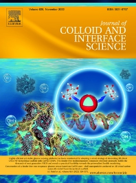 Cover image for Journal of Colloid and Interface Science