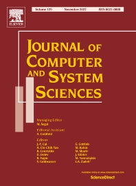 Journal of Computer and System Sciences - ISSN 0022-0000