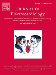 Cover image for Journal of Electrocardiology