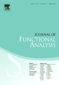 Journal of Functional Analysis - ISSN 0022-1236