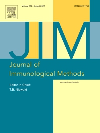 Cover image for Journal of Immunological Methods