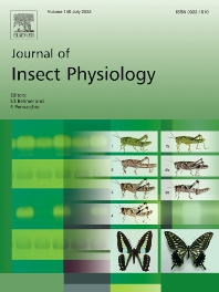 Cover image for Journal of Insect Physiology