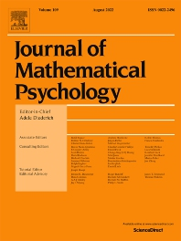 Journal of Mathematical Psychology - ISSN 0022-2496