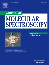 Cover image for Journal of Molecular Spectroscopy