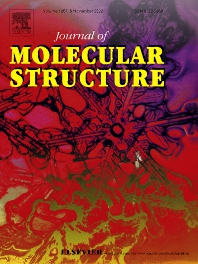 Cover image for Journal of Molecular Structure