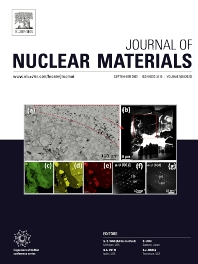Cover image for Journal of Nuclear Materials