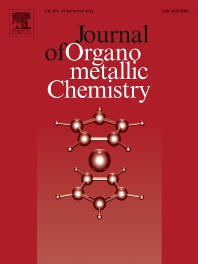 Cover image for Journal of Organometallic Chemistry