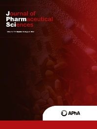 Cover image for Journal of Pharmaceutical Sciences