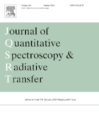 Cover image for Journal of Quantitative Spectroscopy & Radiative Transfer